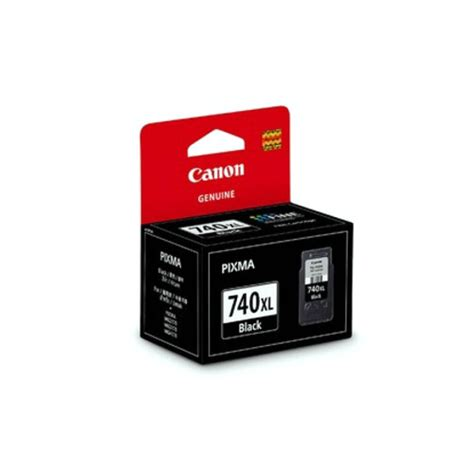 Canon Black Ink Cartridge Pg 740 Canon Black Ink buy canon pg 740 ink cartridge black at best price in india on naaptol