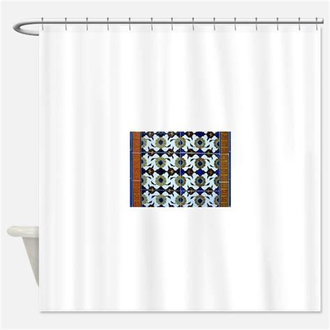 mosaic shower curtain mosaic shower curtains mosaic fabric shower curtain liner