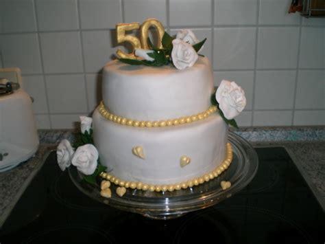 Hochzeitstorte 50 Hochzeitstag by Wei 223 E Zur Goldenen Hochzeit Motivtorten Fotos
