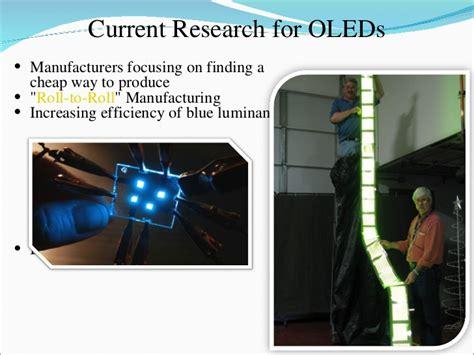 organic light emitting diode companies organic light emitting diode