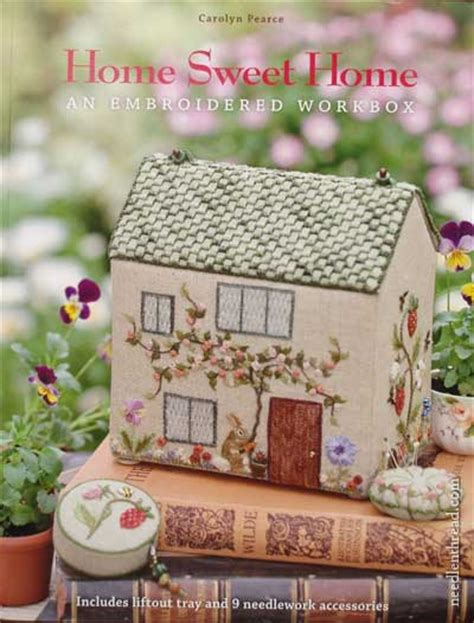 home sweet home an embroidered workbox book review