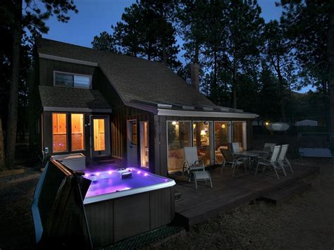 Woodland Park Colorado Cabin Rentals by Woodland Park Tub Renovated Vrbo