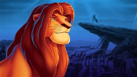 lion king official trailer side  side comparison