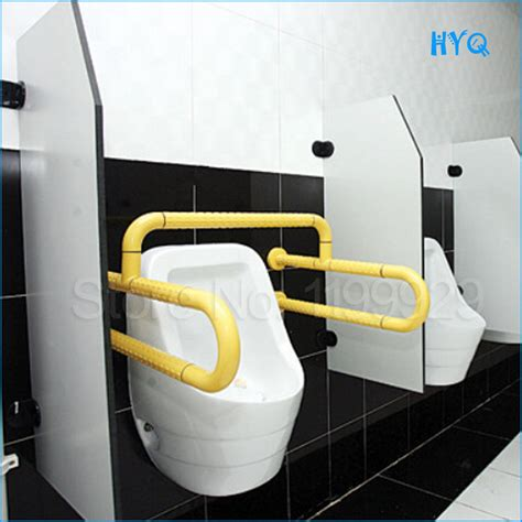 Floor Mounted Safety Grab Bars For Toilets by Bathroom Washroom Auxiliary Tool Stainless Steel Surface