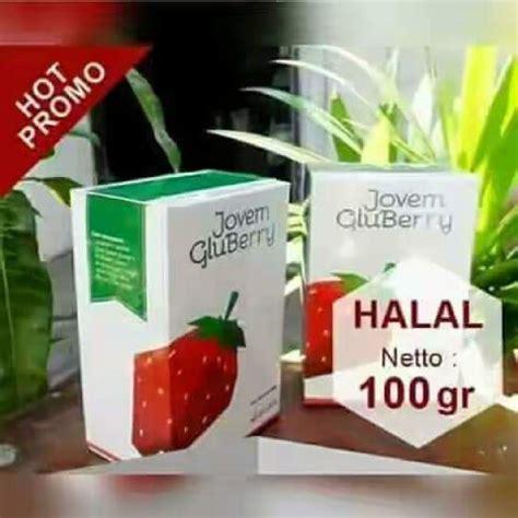 Gluberry 4jovem Program Promil Halal promil dengan gluberry dari 4jovem ibuhamil