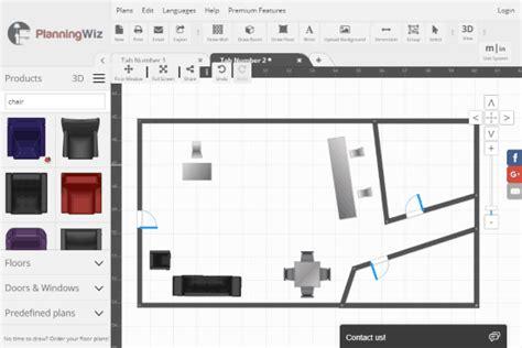Floor Planning Websites best free online office floor planner websites to design