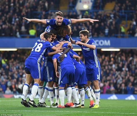 chelsea manchester united chelsea 4 0 manchester united jose mourinho endures