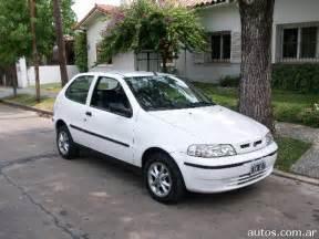 Fiat Palio 2003 Ars 26 500 Fiat Palio Sx 1 3 Con Fotos En San Mart 237 N