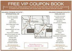 premium outlet printable coupons 1000 images about orlando coupons on pinterest orlando