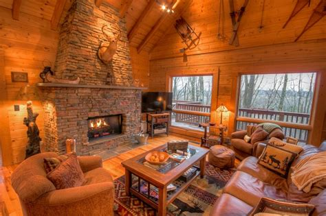 Cottages With Log Fires And Tubs by Honey Cabin Carolina Cabin Rentals Vacation Cabin