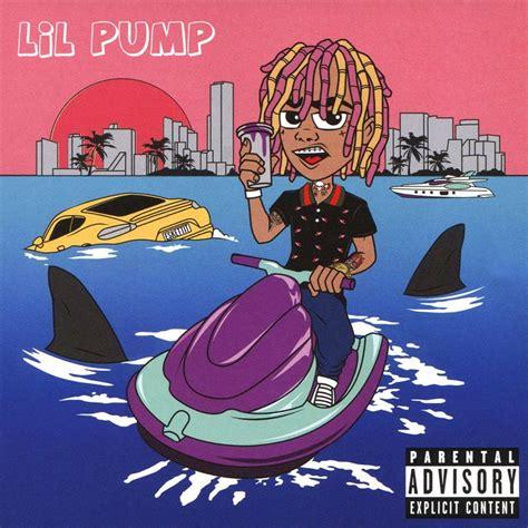 lil pump new music lil pump by lil pump new on cd fye