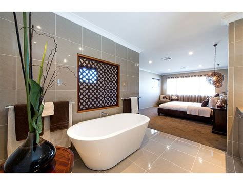 bedroom and bathroom ideas we the open plan design of this bedroom and bathroom