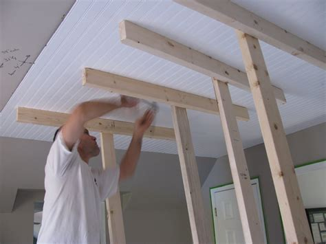 how to install beadboard on ceiling how to install a beadboard ceiling popcorn home car