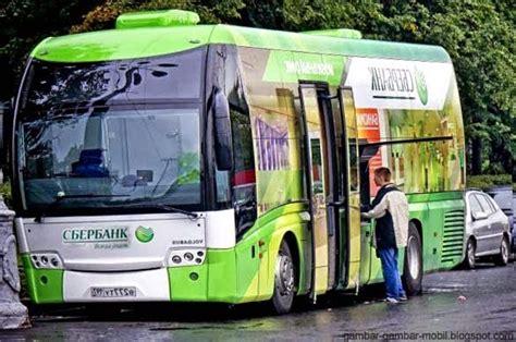 foto gambar modifikasi mobil bus pariwisata  mini bus