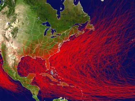 us hurricane history map tropical hurricane history map conspiracy forum