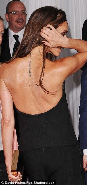 victoria beckham is removing hebrew neck tattoo tribute