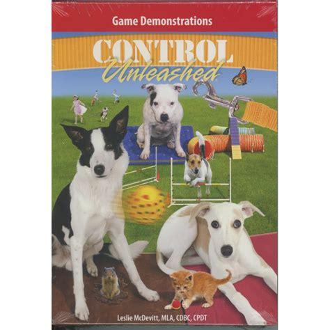 pattern games dvd leslie mcdevitt control unleashed games demonstration 3 dvd set