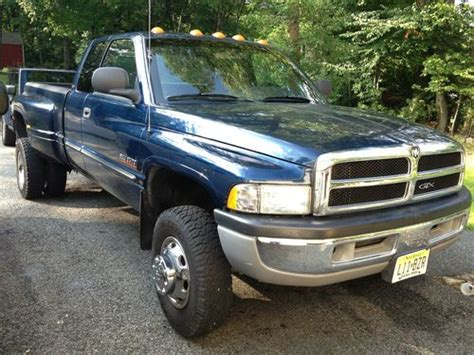 manual cars for sale 2002 dodge ram 3500 engine control sell used 2002 dodge ram 3500 4x4 diesel extended cab pickup dually in butler new jersey