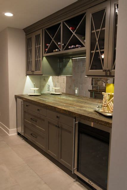 mirror backsplash home bar traditional with mirror subway real fit housewife welcome to my home our little slice