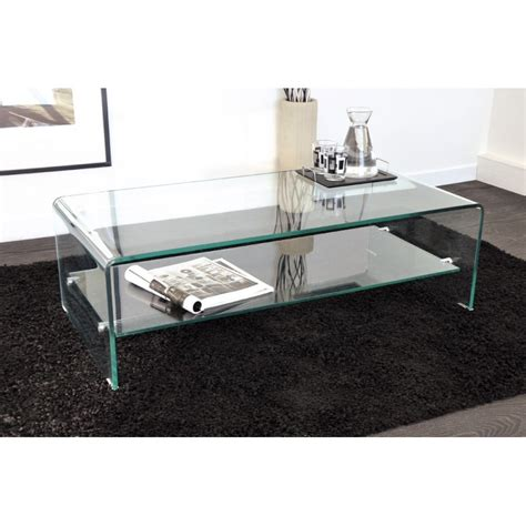 Supérieur Table Bar Laque Blanc #3: Ensemble-verre-meuble-tv-table-basse-rectangulaire-glass.jpg