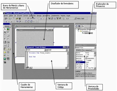imagenes de visual basic net visual basic monografias com