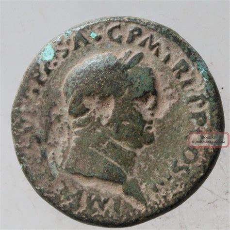 Bronze L 6 l6 empire vespasian ancient bronze sestertius