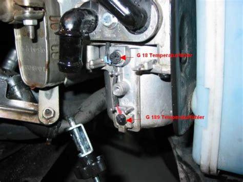 Bmw 1er Fehlercodetabelle by Zuheizer Touran Klimaanlage Und Heizung Zu Hause