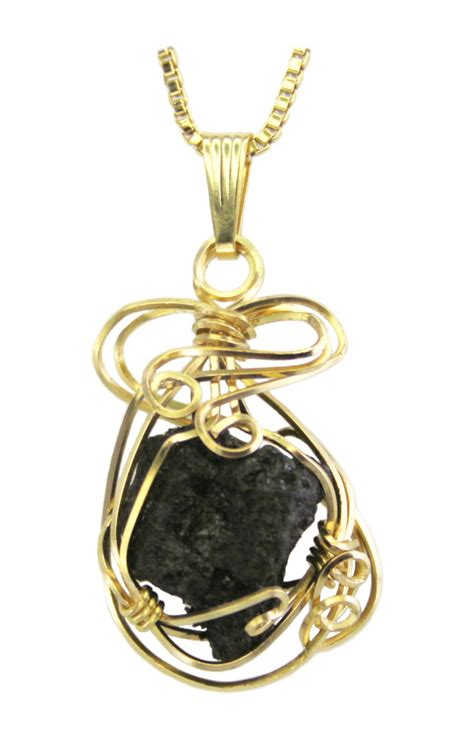 titanic coal 14k gold jewelry pendant sciencemall usa