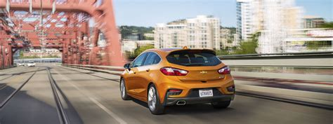 chevrolet cruze performance 2017 chevy cruze performance interior safety review