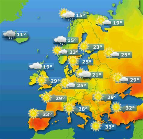 Wetter Chemnitz 16 Tage 5210 by Sommer In Europa Wetter Center De
