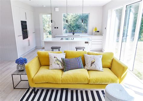 Yellow Sofa For Sale by That Yellow Velvet Sofa Robinson