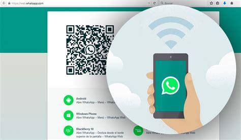 tutorial como usar o whatsapp web aplicaciones para m 243 viles 191 c 243 mo usar whatsapp web