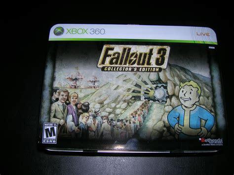 Vcd Original Cabaukan Collectors Edition unboxing fallout 3 collector s edition fallout 3 bomb