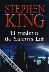 el misterio de salems lot biblioteca stephen king libro de texto pdf gratis descargar pdf libro e el misterio de salems lot biblioteca stephen king descargar el misterio de salem