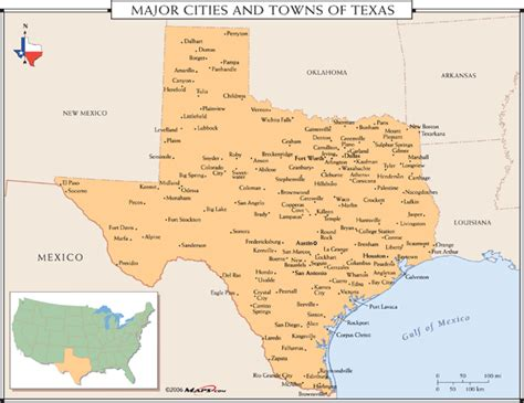 texas map of major cities maps101 login