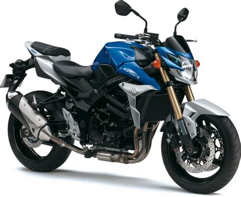 Suzuki Gsr750 Cbr650f Cb650f Pricing Is Out Along With A Few