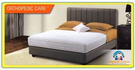 Florence Kasur Bed Orthopedic Care 100x200 Kasur Saja 100 X 200 kasur springbed florence harga promo