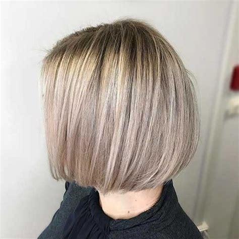15 Hübsche, einfache Kurzhaarfrisuren für feines Haar