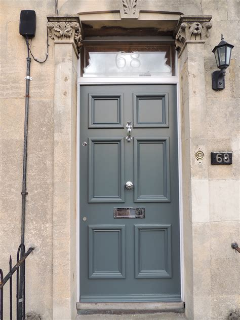 Is Your Front Door Making An Impression Dokic Joinery Exterior Door Furniture Uk