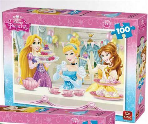 disney disney online international disney princess 100 teile king international puzzle