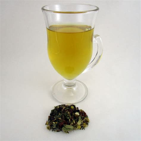 Detox Tea Cold by Thyme Botanicals Kansas City Herbs And Spices