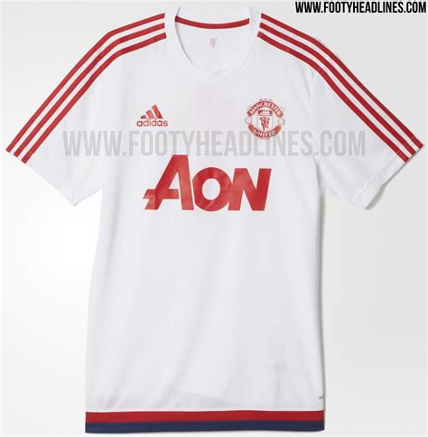 Kaos Jersey Manunited adidas manchester united 2016 pre match and
