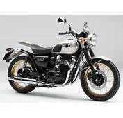Too Bad This Kawasaki W800 Limited Edition Is Only Available In Japan