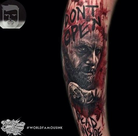 best 25 walking dead tattoo best 25 walking dead ideas only on the