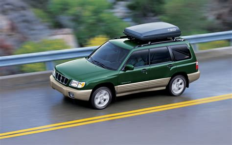 forester subaru 2002 2002 subaru forester pictures history value research