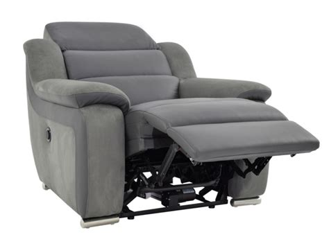 fauteuil relax en cuir faberk maison design fauteuil made in design 5 fauteuil relax 233 lectrique en cuir et