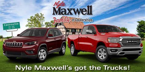 nyle maxwell chrysler dodge jeep of nyle maxwell chrysler dodge jeep ram of castroville phase