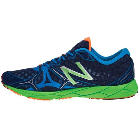 racing shoes running m1400bg2 racing shoe blue green mens at northernrunner