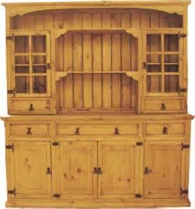 wood china cabinet buffet and hutch pine china cabinet