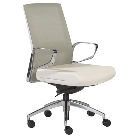 mid back office chair white alpha white mid back office chair eurway modern furniture